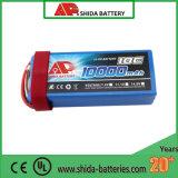 batteria del polimero del litio del ronzio dello spruzzatore del raccolto di 10000mAh 22.2V