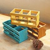 Contenitore di imballaggio di legno per monili