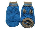 Pistes de modèle de mode tricotant l'offre de chandail de crabot de chandail d'animal familier