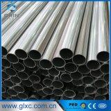 Tubo de acero inoxidable del extractor del carro de ASTM A1016/tubo 444 409