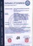 caricatore della rotella 27ton con la certificazione del Ce