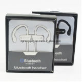 Muestra libre en los auriculares Bluetooth, mini auricular sin hilos del deporte del oído para el iPhone