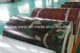 Катушка картины камуфлирования стальная/напечатанное PPGI/Printed PPGL