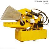 금속 작은 조각 강철 알루미늄 가위 기계를 위한 악어 기계-- (Q08-100)