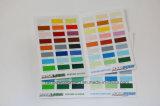 Emulsion-Beschichtung-Farben-Diagramm-Karte in zwei Seiten