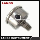 Líquido 061 llenado o calibrador de presión de Fillable (TODO EL acero inoxidable interno)