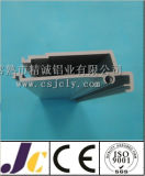 Profils en aluminium de 6000 séries, profils en aluminium anodisés d'extrusion (JC-P-84047)