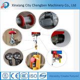 중국 제조자 PA 철사 밧줄 소형 전기 호이스트