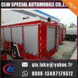 Carro de bombeiros da espuma do petroleiro da água de 500 galões