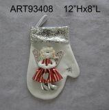 """Decoratie 14 van Kerstmis """" de Kous van de Engel van H"""