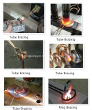 Machine industrielle de chaufferette d'admission pour l'ajustage de précision de brasage de vis en laiton