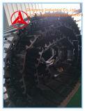 Zapato de la pista del excavador del superventas 2016 para el excavador de la marca de fábrica de Sany