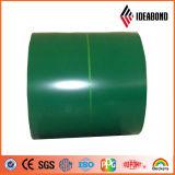 緑色は塗ったアルミニウムコイル(AE-35B)に