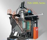 Máquina del moldeo por insuflación de aire comprimido de Tva-1000L-IV para el barril hueco plástico de la barrera
