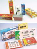 HSS-80自動製薬産業の漫画ボックスパッキング機械