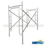 Échafaudage de bâti de bonne qualité pour des travaux de construction