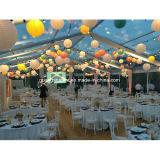 Barraca do casamento do telhado do espaço livre do recurso luxuoso para a tenda