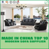 Büro-Möbel-modernes ledernes Sofa und Stuhl
