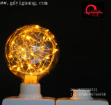 LED Star Bulbs Copper Wire Material Special G95 Colorful Bulb