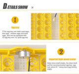 Meilleurs incubateur solaire de poulet de l'incubateur 48 automatiques d'oeufs des prix