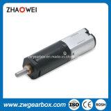 motor pequeno da engrenagem de redução de 3V 10mm para a ferramenta cosmética
