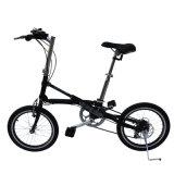 Bici eléctrica del doblez fácil/bici variable/Aluminu de la velocidad