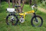20 بوصة [48ف] كهربائيّة يطوي دراجة