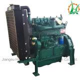 Acoplado partido de desecación de la bomba de agua de la caja del motor diesel de la basura