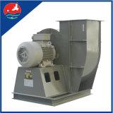 ventilador centrífugo de la fábrica de la presión inferior de la serie 4-72-5A para el agotamiento de interior