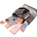 Madame Cotton de type de tendance/rétro sac d'emballage épaule de toile/sac à deux usages de sacs à main