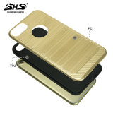 Caixa híbrida do telefone de Shs TPU+PC para Alcatel 4 ferozes