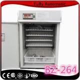 264の容量の販売のための安い卵の定温器は中国の定温器を作った