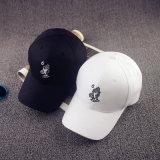 Gorra de béisbol del algodón con bordado