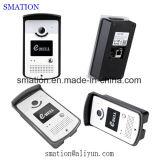 Caméra de sécurité WiFi IP sans fil électronique Sonnette Vidéo Front Door
