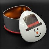 Cadre de boîte à biscuit de fer/fer blanc de décoration (T001-V21)
