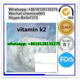 Vitamina farmacêutica eficaz K2 do CAS 11032-49-8 das matérias- primas