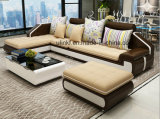Sofà moderno del tessuto di progetto della mobilia dell'hotel del salone (HX-SL046)