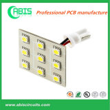 Aluminium LED gedruckte Schaltkarte für Birnen-Licht,