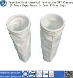 Staub-Filtertüte für das Beutelfilter-Gehäuse verwendet für Staub-Ansammlungs-Polyester-Filtertüte