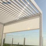 Pergola에 의하여 자동화되는 알루미늄 지붕 일요일 Shading 미늘창