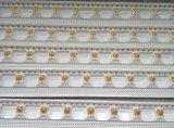 Corona material de la espuma de oro de la PU de Zhejiang (poliuretano) que moldea para la decoración del techo