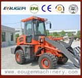 Vendita calda del caricatore della rotella di Eougem Oj-16 1.6ton in Europa
