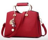 Мешок руки сумок женщин PU типа способа кожаный