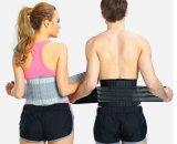 Пояс пригодности тренировки давления двойника повязки поддержки весны Breathable может быть подгонянным поясом поднятия тяжестей