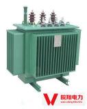 Transformateur triphasé/transformateur immergé dans l'huile/transformateur de tension