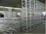 290X290 mm quadratischer Aluminiumbinder mit Zapfen-Anschluss