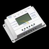 T20 20A PWM Cargador Solar Descargador Controlador 12V / 24V