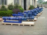 Xinglong化学工業で使用される単一ねじポンプ