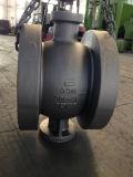 Изготовленный на заказ тело клапана отливки песка в отливке нержавеющей стали