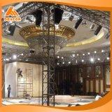 Ферменная конструкция выставки горячего сбывания алюминиевая, освещая ферменную конструкцию, система ферменной конструкции